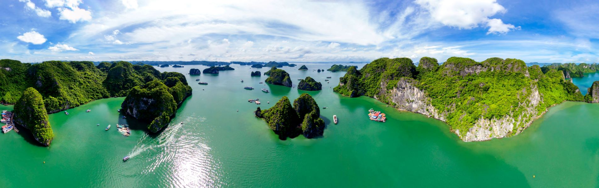 Halong Heli Tours - Enjoy wonder from the sky!